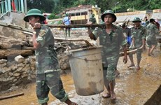 Les crues et pluies torrentielles causent de grandes pertes