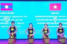Un spectacle pour marquer les relations diplomatiques Vietnam-Laos