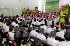 Création d'une école biblique chrétienne à Ho Chi Minh-Ville