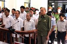 Affaire de Dong Tam: jugement en première instance de cadres communaux et de district