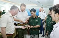 Mission de l'ONU: échanges professionnels entre des experts vietnamiens et étrangers
