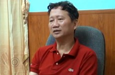 Décision de placement en détention provisoire de Trinh Xuan Thanh