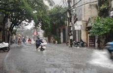 Le Japon aide Hanoi à améliorer la capacité de prévention des inondations