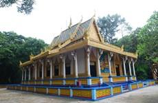 Découvrir les pagodes khmères à Soc Trang