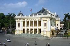 """L'Opéra de Hanoi va devenir un """"parc ouvert"""""""