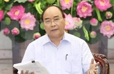 Réunion sur les mesures stimulant la croissance économique 2017
