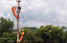 Tay Nguyen : 100% des communes reliées au réseau électrique national