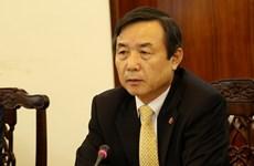 Le ministre conseiller et consul général sud-coréen au Vietnam en l'honneur