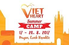 La République tchèque est prête à accueillir le camp d'été des jeunes vietnamiens en Europe