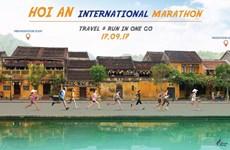Premier marathon touristique à Hoi An
