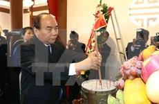 Activités du PM Nguyên Xuân Phuc en Thaïlande