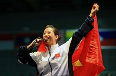 SEA Games: le Vietnam remporte ses deux premiers médailles d'or