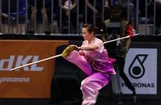 SEA Games 29 : le Vietnam décroche deux nouvelles médailles d'or