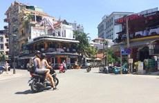 Huê : expérimentation de rues piétonnes