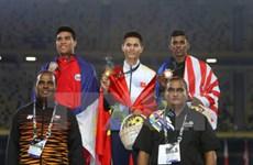 SEA Games 29 : le Vietnam de nouveau couronné en athlétisme