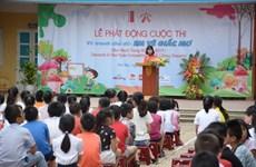 Un concours de peinture pour l'amitié Vietnam-Danemark
