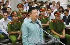 Jugement en première instance de Ha Van Tham et de ses complices