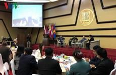 Le Vietnam au dialogue de l'ASEAN sur l'information et la communication