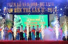 Bên Tre : Ouverture de la Semaine culturelle et touristique 2017