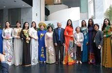 L'Ao dai du Vietnam enchante le public de Séoul