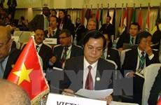Le Vietnam à la 8ème Conférence des ministres des Affaires étrangères du FEALAC