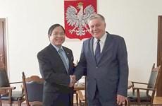 Promouvoir la coopération agricole entre le Vietnam et la Pologne