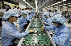 L'indice de production industrielle en hausse de 8,4% en août