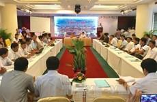 Centre: conférence sur la restauration écologique du milieu marin côtier