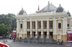 L'Opéra de Hanoï est officiellement ouvert aux visiteurs