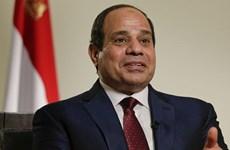 Le président égyptien entame sa visite d'Etat au Vietnam