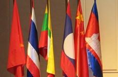 Conférence des ministres de l'Agriculture de la sous-région du Mékong élargie au Cambodge