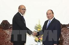 Le PM salue les contributions de l'ambassadeur cubain