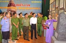 Exposition sur Hoàng Sa et Truong Sa à Ha Nam