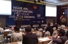 Mavin s'engage à investir 80 millions de dollars à Nghe An