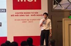ShareCarForAds remporte le 1er prix du concours Swiss Innovation Challenge Vietnam 2017