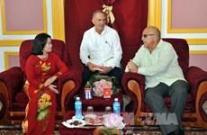 Une délégation de la FPV en visite officielle à Cuba