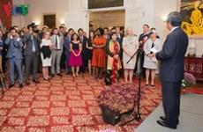 L'ambassade du Vietnam aux États-Unis célèbre la Fête nationale