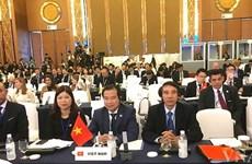 Le Vietnam à la 22e réunion de l'UNWTO