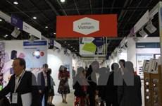 Le Vietnam à la Foire internationale du textile et de l'habillement en France