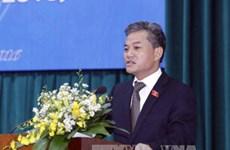 Renforcement de la coopération avec la R. de Corée