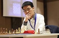 Lê Quang Liêm remporte le tournoi d'échecs des AIMAG