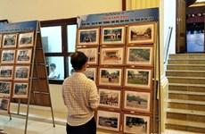 Exposition itinérante sur la protection de l'environnement