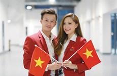 «Un couple en or» aux SEA Games 29
