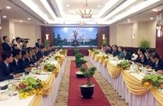 Ho Chi Minh-Ville et Champasak renforcent la coopération entre les conseils populaires