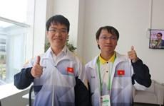 Le Vietnam remporte une autre médaille d'or en échecs à AIMAG 5-2017