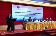 Améliorer les compétences professionnelles des médecins vietnamiens