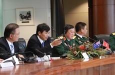 Dialogue Vietnam-Australie sur la diplomatie et la défense
