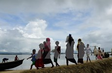 Le Myanmar autorise les chefs d'agences de l'ONU à venir au Rakhine