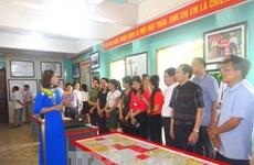 Exposition sur les archipels de Hoang Sa et Truong Sa à Ha Giang