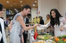 La foire gastronomique de l'ASEAN à Vientiane